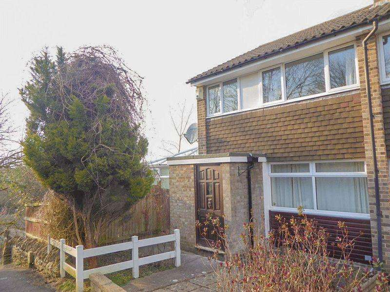 3 Bedrooms Semi Detached House for sale in Shaftgate Avenue, Shepton Mallet