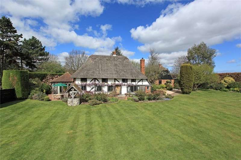 3 Bedrooms Detached House for sale in Short Street, Chillenden, Canterbury, Kent