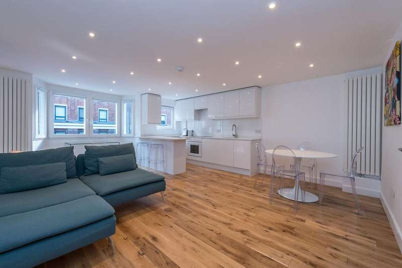 1 Bedroom Apartment Flat for sale in Crawford Street, London W1H