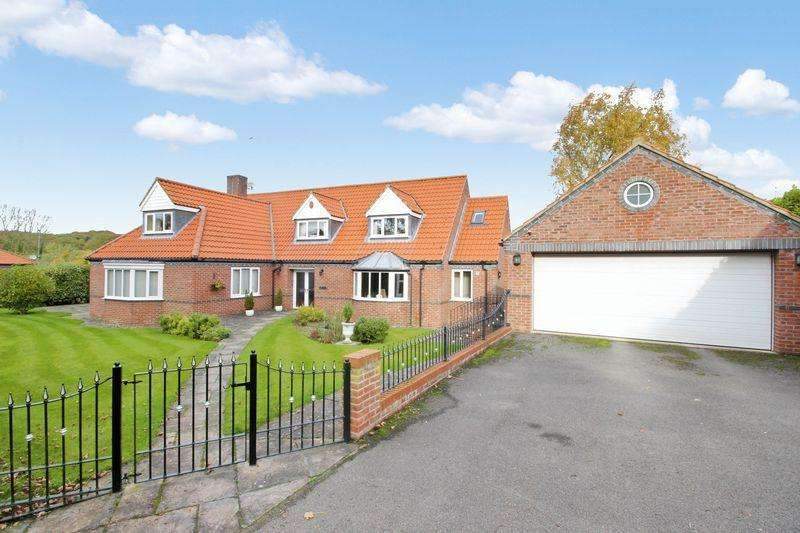 5 Bedrooms Detached House for sale in Goldenfields, Scarborough