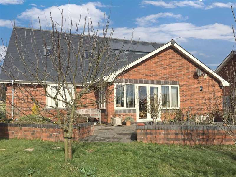 3 Bedrooms Detached House for sale in Jacks View, NORTON, Norton, Presteigne