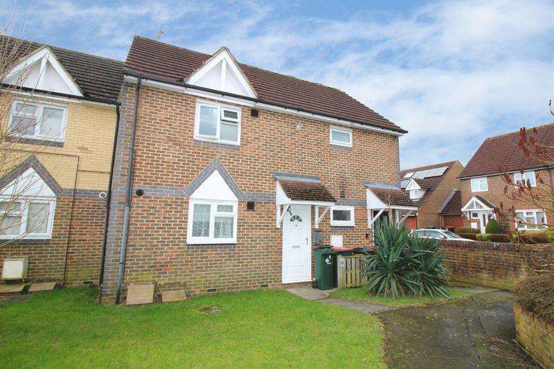 1 Bedroom Ground Maisonette Flat for sale in Tuxford Close, Maidenbower, Crawley