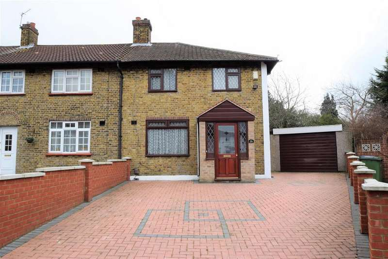 3 Bedrooms End Of Terrace House for sale in Farnaby Road, London
