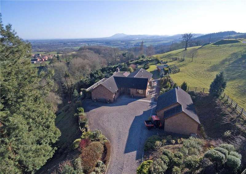 4 Bedrooms Bungalow for sale in Hipplecote, Martley, Worcester, WR6