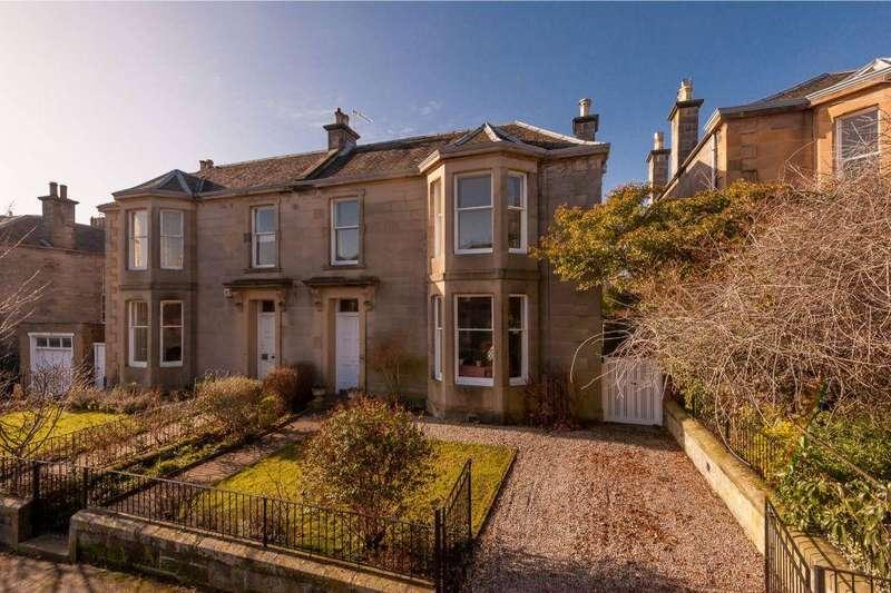 5 Bedrooms Semi Detached House for sale in 5 McLaren Road, Edinburgh, EH9 2BG