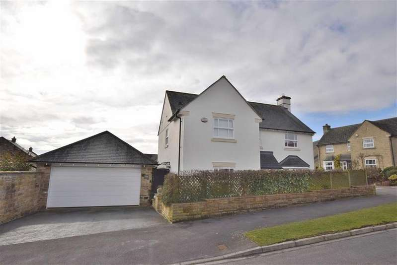 4 Bedrooms Detached House for sale in Swalegate, Richmond, North Yorkshire