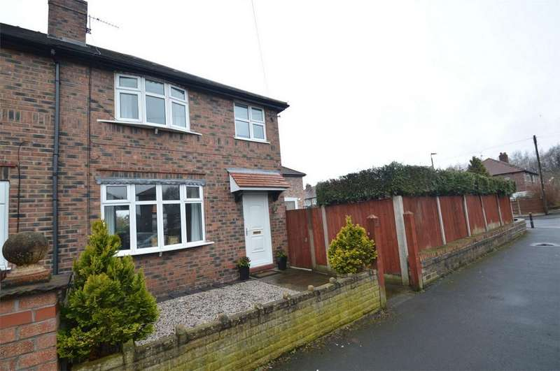 3 Bedrooms End Of Terrace House for sale in Newton Road, ALTRINCHAM, Cheshire