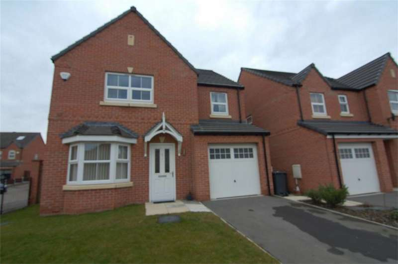 4 Bedrooms Detached House for sale in Pearwood Close, Goldthorpe, ROTHERHAM, South Yorkshire