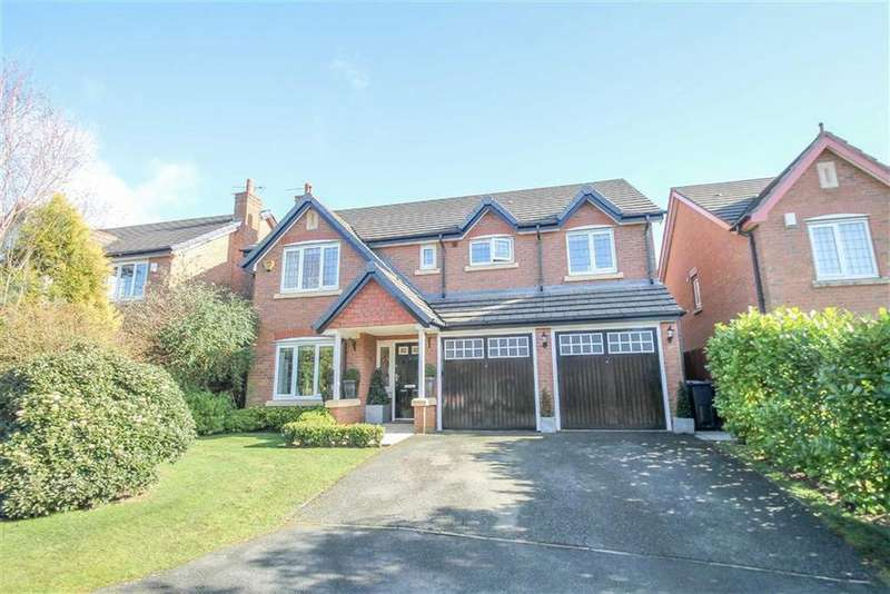 5 Bedrooms Detached House for sale in Houghton Close, Kingsmead