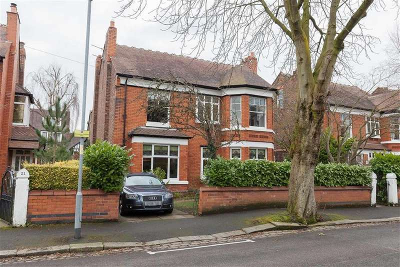 6 Bedrooms Detached House for sale in Belfield Road, Didsbury, Manchester, M20