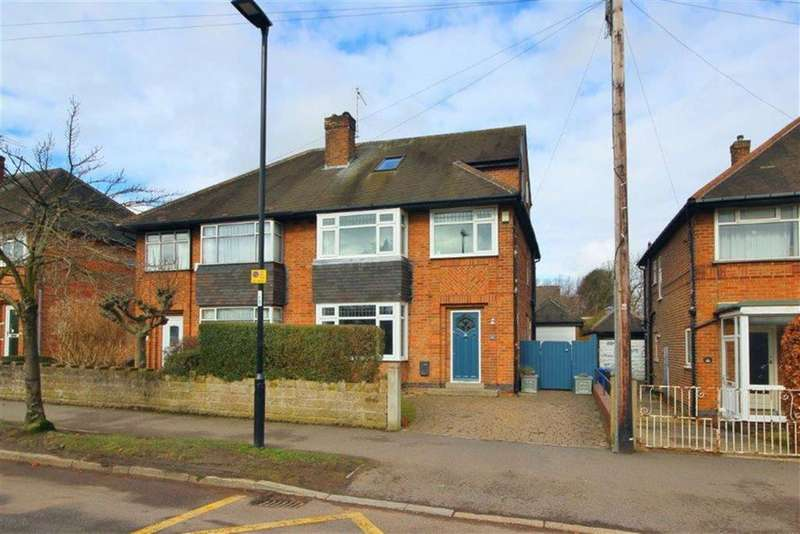 4 Bedrooms Semi Detached House for sale in 82, Huntley Road, High Storrs, Sheffield, S11