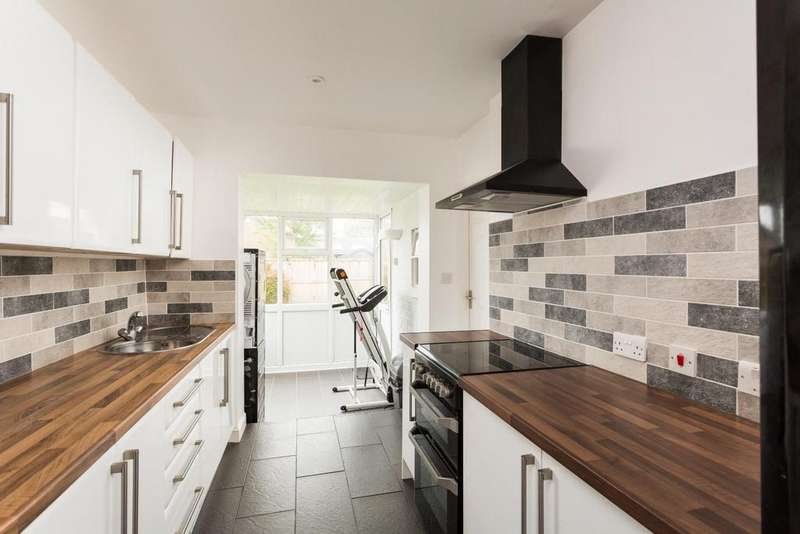 2 Bedrooms House for sale in Tune Street, Osgodby
