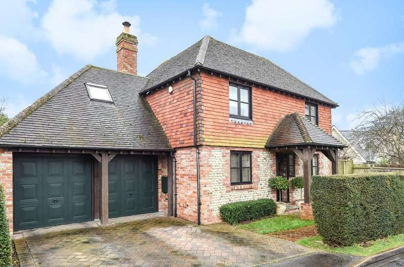 4 Bedrooms Detached House for sale in Woodlands Avenue, Emsworth, PO10