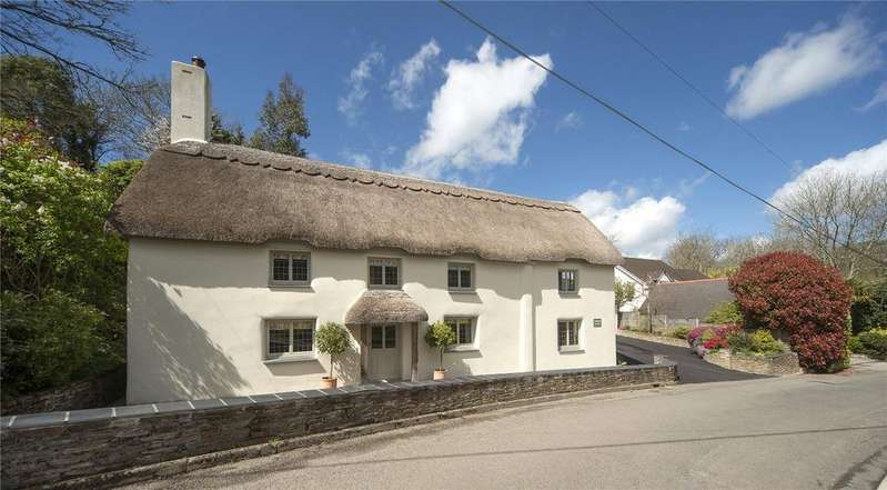 5 Bedrooms House for sale in Ponsmain Cottage, Feock, Truro, Cornwall, TR3