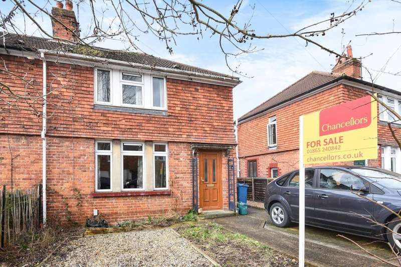 3 Bedrooms House for sale in Canning Crescent, Oxford, OX1