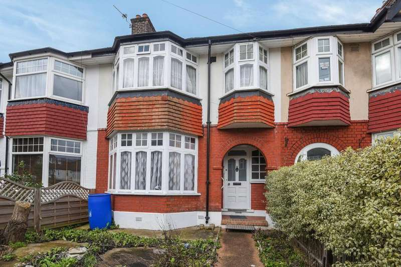 3 Bedrooms Terraced House for sale in Brooklands Avenue, Wimbledon Park