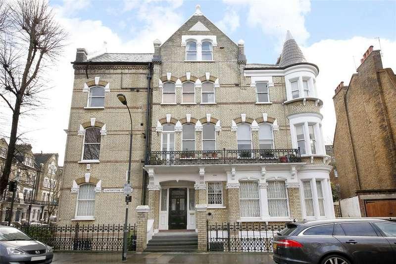 2 Bedrooms Apartment Flat for sale in Glazbury Road, West Kensington, London, W14