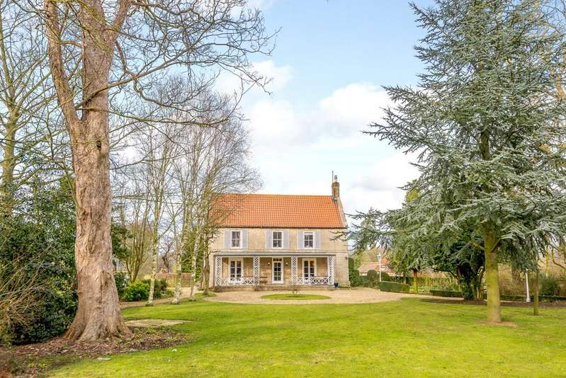 6 Bedrooms Unique Property for sale in The Old Rectory, Howell, Sleaford, Lincolnshire, NG34