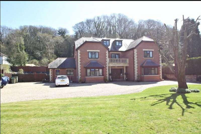 7 Bedrooms Detached House for sale in Belmont Road, Bangor, North Wales