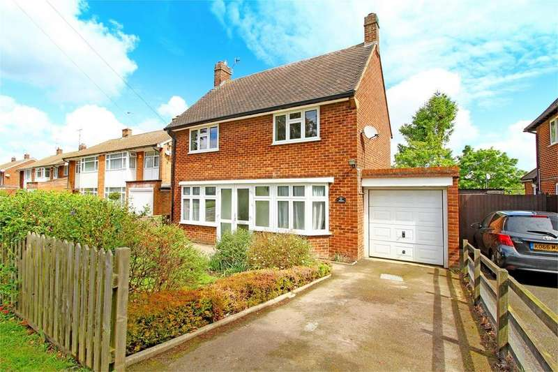 3 Bedrooms Detached House for sale in Bedford Road, Letchworth Garden City, SG6