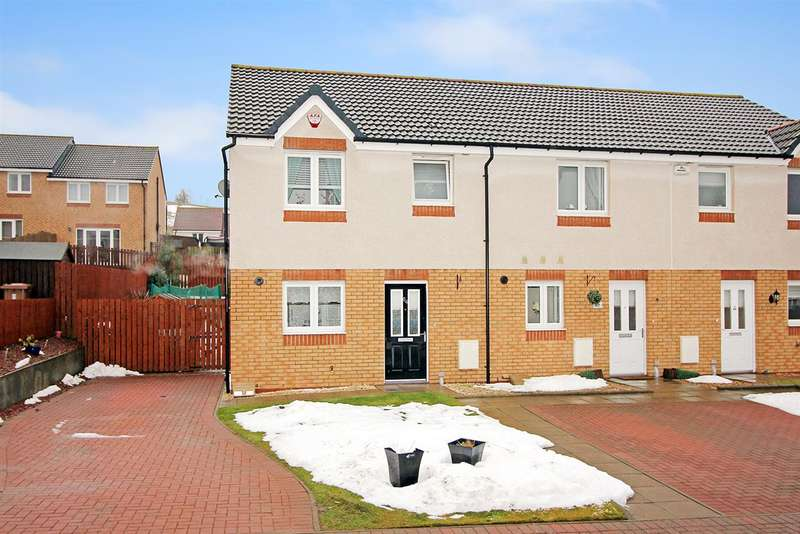 3 Bedrooms End Of Terrace House for sale in Jarvie Road, Falkirk
