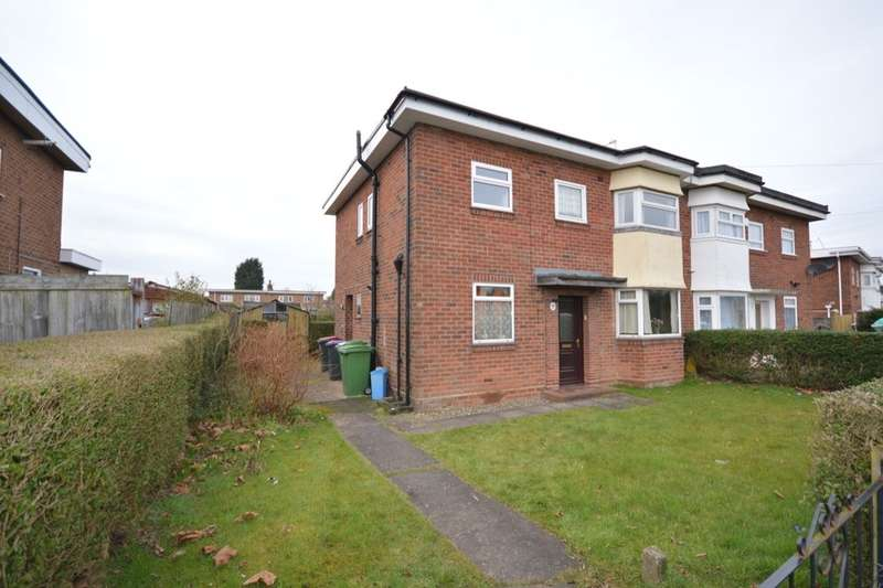 3 Bedrooms Semi Detached House for sale in Turreff Avenue, Donnington, Telford, TF2