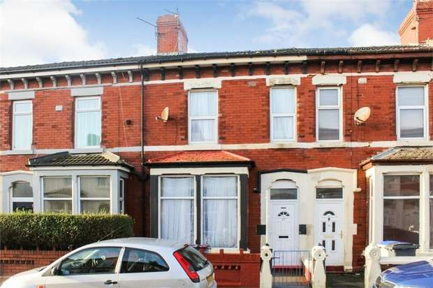 3 Bedrooms Terraced House for sale in Boothroyden, Blackpool, Lancashire