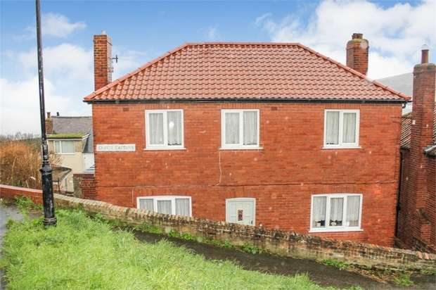 3 Bedrooms Detached House for sale in Castle Gardens, Scarborough, North Yorkshire