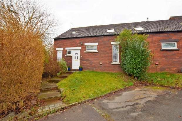 3 Bedrooms End Of Terrace House for sale in Cissbury Road, NORTHAMPTON