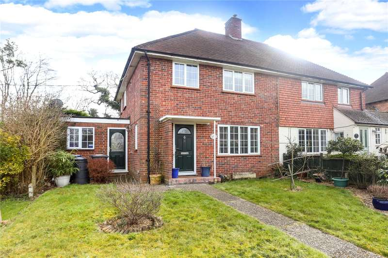 3 Bedrooms Semi Detached House for sale in Croft Road, Witley, Godalming, Surrey, GU8