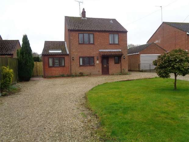 4 Bedrooms Detached House for rent in The Firs, Eye Lane, East Rudham