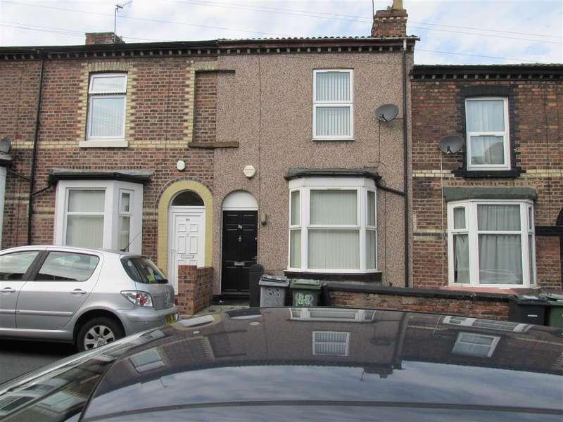 2 Bedrooms Terraced House for rent in Rodney Street, Birkenhead
