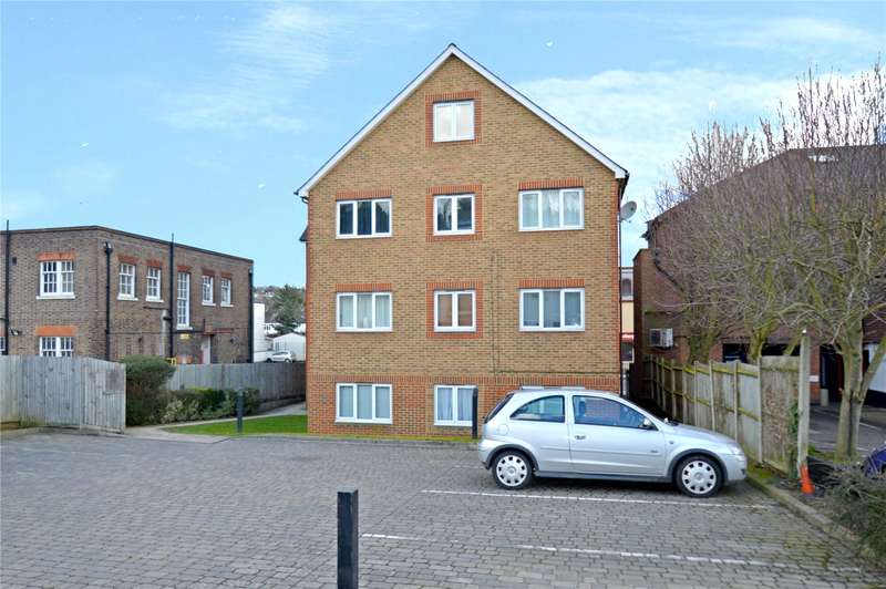 2 Bedrooms Apartment Flat for sale in Brighton Road, South Croydon