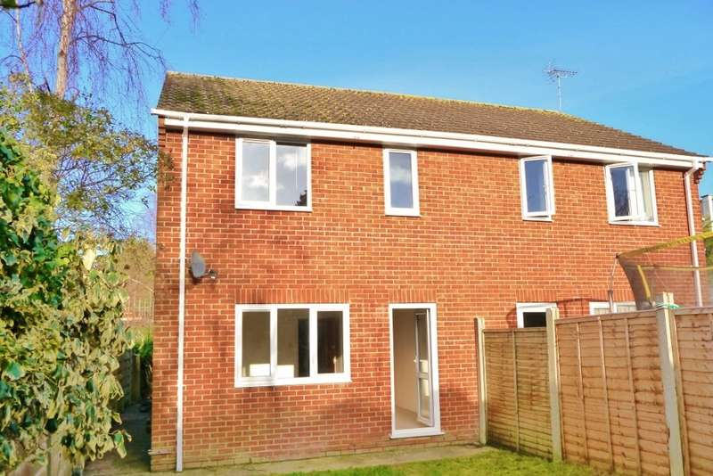 3 Bedrooms Semi Detached House for rent in Bournemouth
