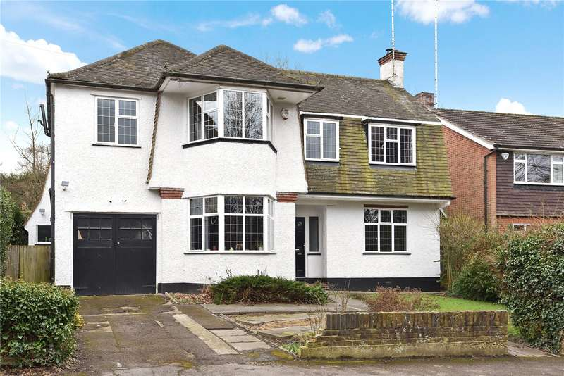 4 Bedrooms Detached House for sale in Moor Lane, Rickmansworth, Hertfordshire, WD3