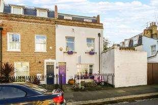 3 Bedrooms End Of Terrace House for sale in Shellwood Road, Battersea, London