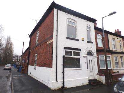 3 Bedrooms Semi Detached House for sale in Aberdeen Crescent, Edgeley, Stockport, Cheshire