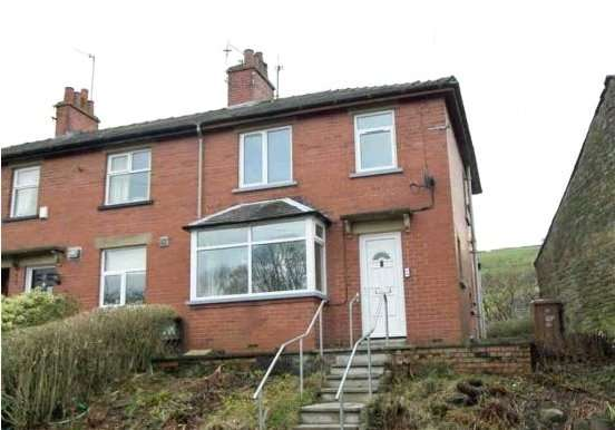 3 Bedrooms Semi Detached House for rent in Carr Lane, Cowpe, Rossendale, Lancs, BB4