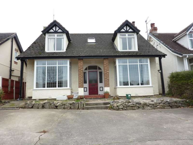 3 Bedrooms Detached House for rent in Llanelian Road, Old Colwyn, Colwyn Bay, Conwy, LL29 8UN