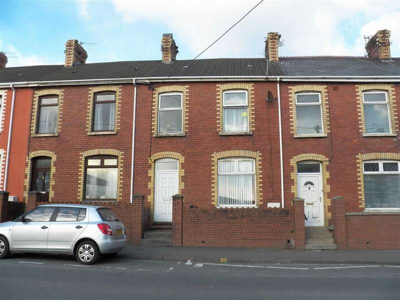 3 Bedrooms Terraced House for sale in Capel Isaf Road, Llanelli