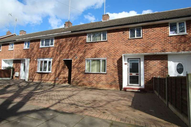 3 Bedrooms Terraced House for sale in Throckmorton Road, Redditch, B98 7RR