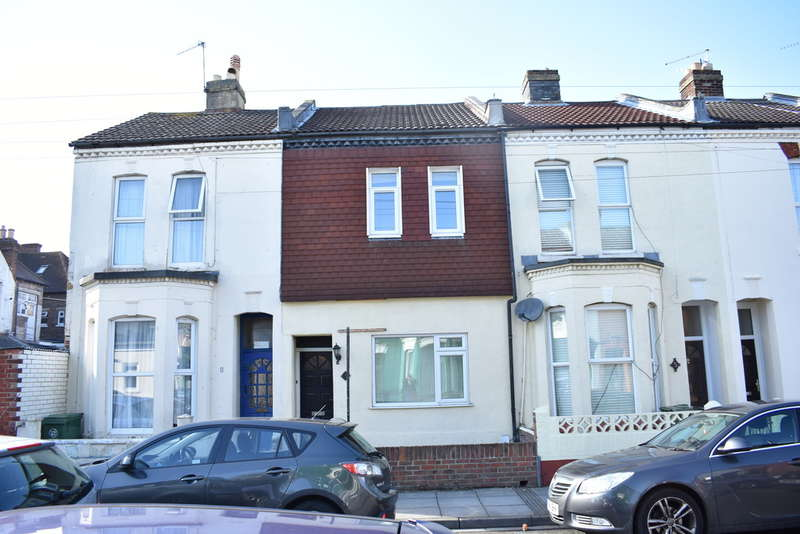 6 Bedrooms Terraced House for rent in St. Augustine Road, Southsea