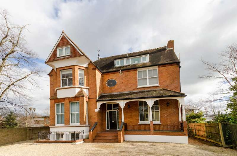 1 Bedroom Flat for rent in North Street, Carshalton, SM5