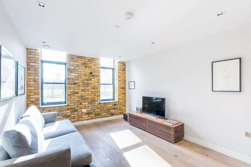 Studio Flat for sale in Lawn Lane, Vauxhall, SW8