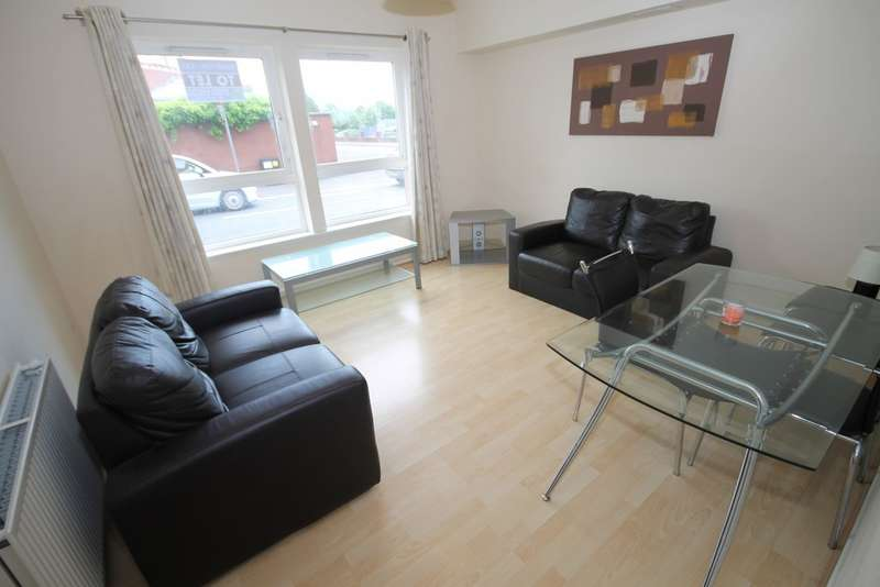 2 Bedrooms Apartment Flat for rent in KILMARNOCK - New Mill Road KA1