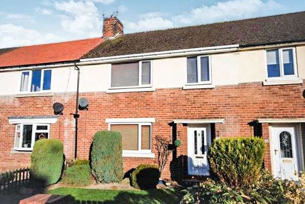 3 Bedrooms Property for sale in Shields Road, Morpeth, Northumberland, NE61 2SA