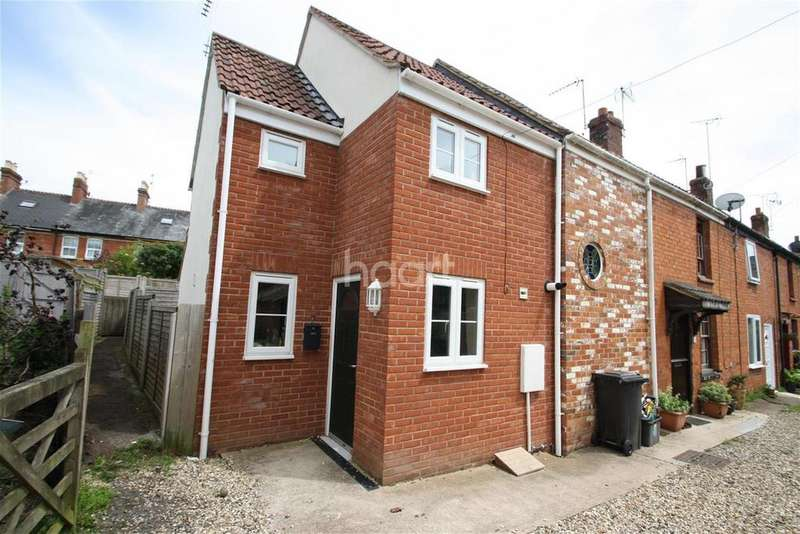 1 Bedroom Detached House for rent in Trinity Row