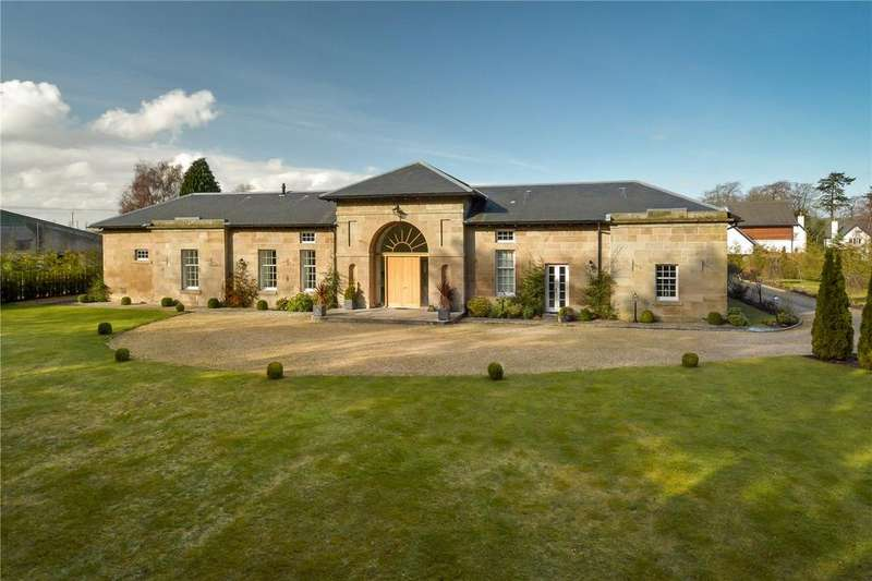 5 Bedrooms Unique Property for sale in Ferrymuir Stables, Beechgrove Rise, Cupar, Fife, KY15
