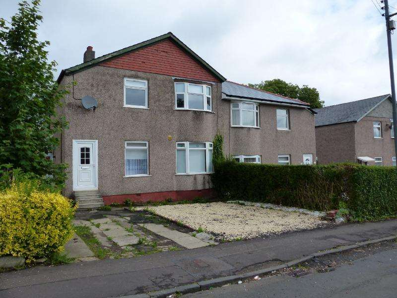 2 Bedrooms Flat for rent in Croftside Avenue, Croftfoot, Glasgow, G44 5NG
