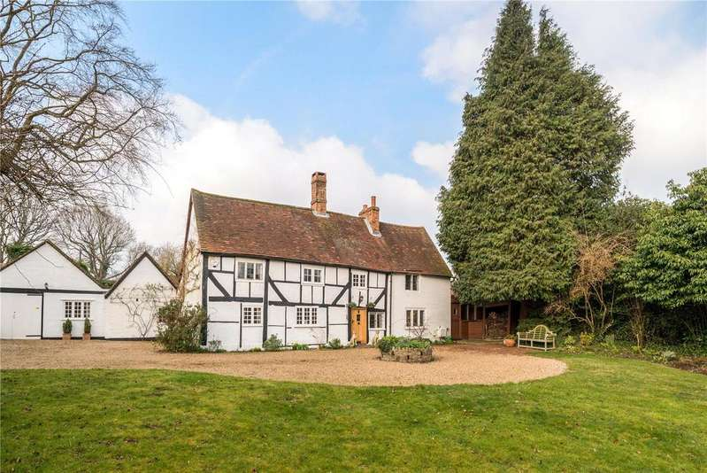 4 Bedrooms Detached House for sale in The Street, West Clandon, Guildford, Surrey, GU4
